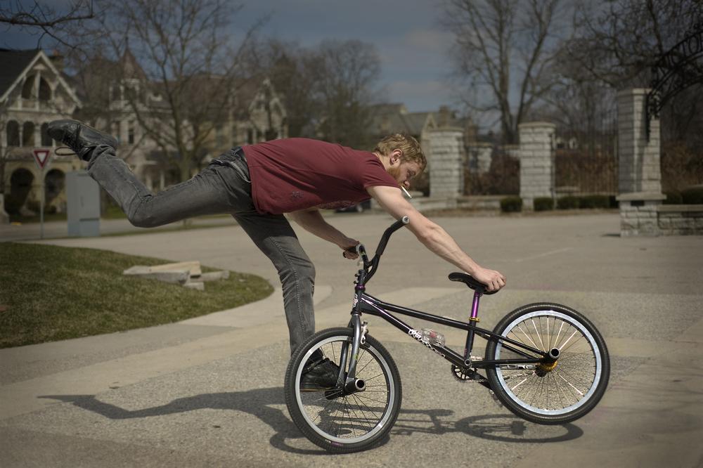 BMX Geoff