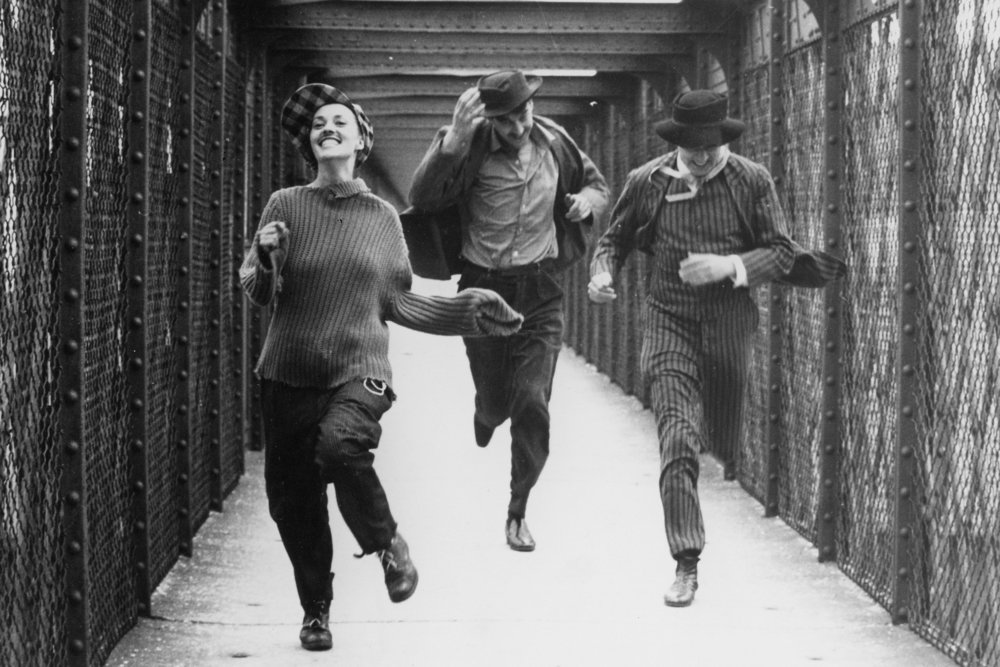 Jeanne-Moreau-Henri-Serre-and-Oskar-Werner-by-Raymond-Cauchetier-in-Jules-et-Jim-directed-by-François-Truffaut-1962-bridge-1.jpg