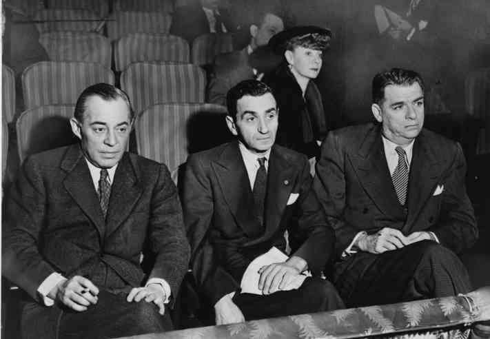Richard Rodgers, Irving Berlin & Oscar Hammerstein II