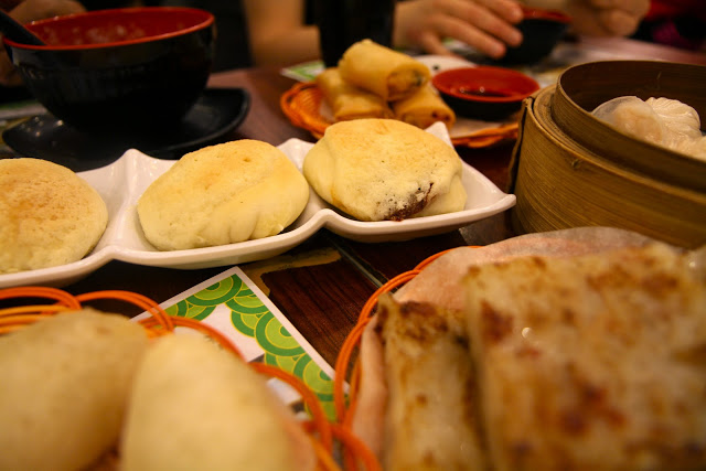 TIM HO WAN DIM SUM IN HONG KONG