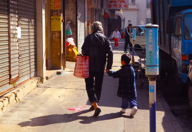 GENERATIONS COLLIDE IN SHAM SHUI PO, HONG KONG