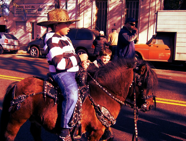EVEN THE KID GAUCHOS ARE BADASS IN MATADEROS, BUENOS AIRES