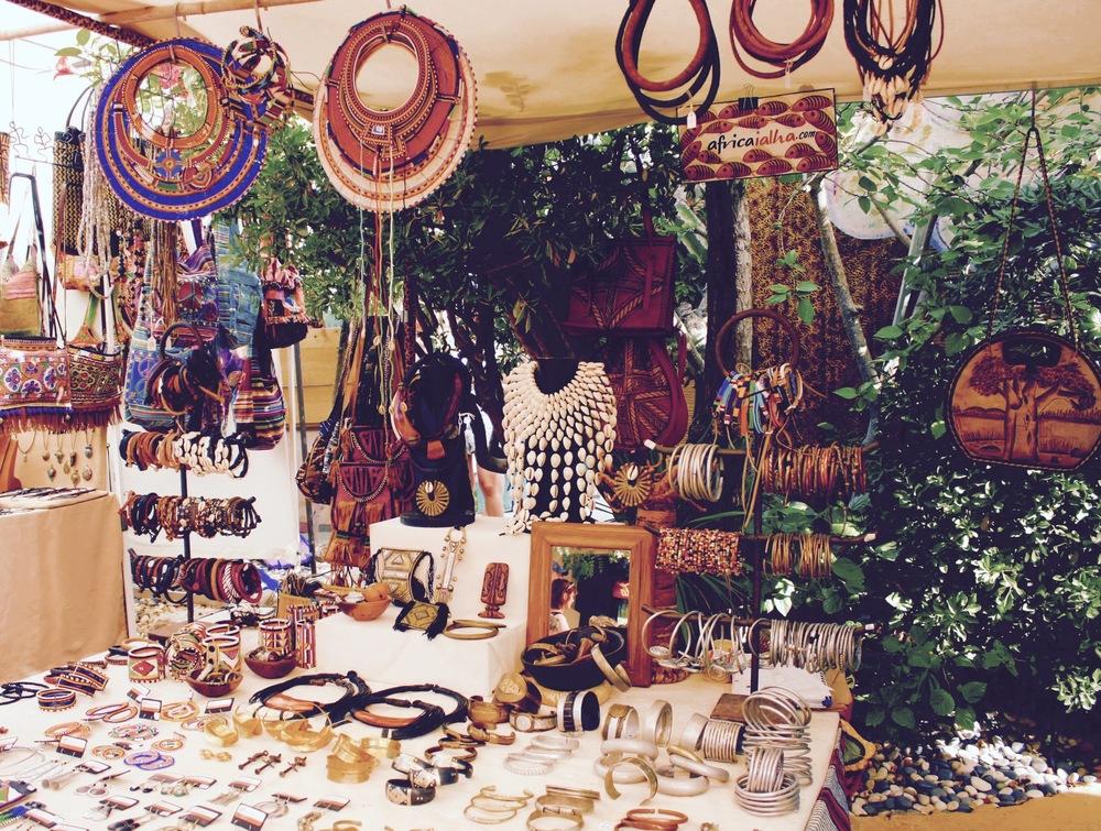 Africa Ialha stall