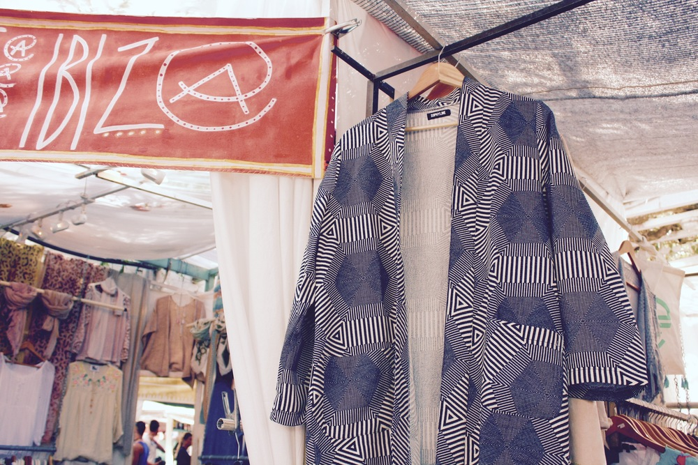 Great coat from the Wardrobe of Dream stall