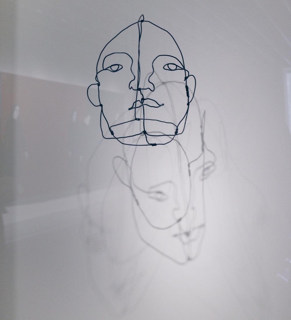 HEAD BY ALEXANDER CALDER
