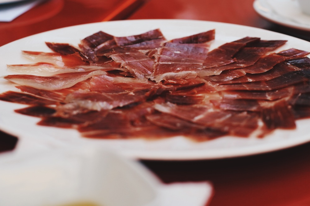 JAMON IBERICO DE BELLOTA AT ITS FINEST
