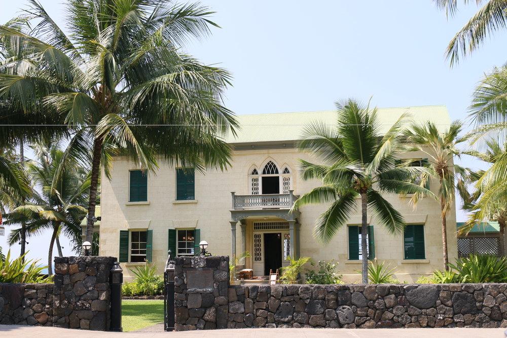 HULIHEE'S PALACE