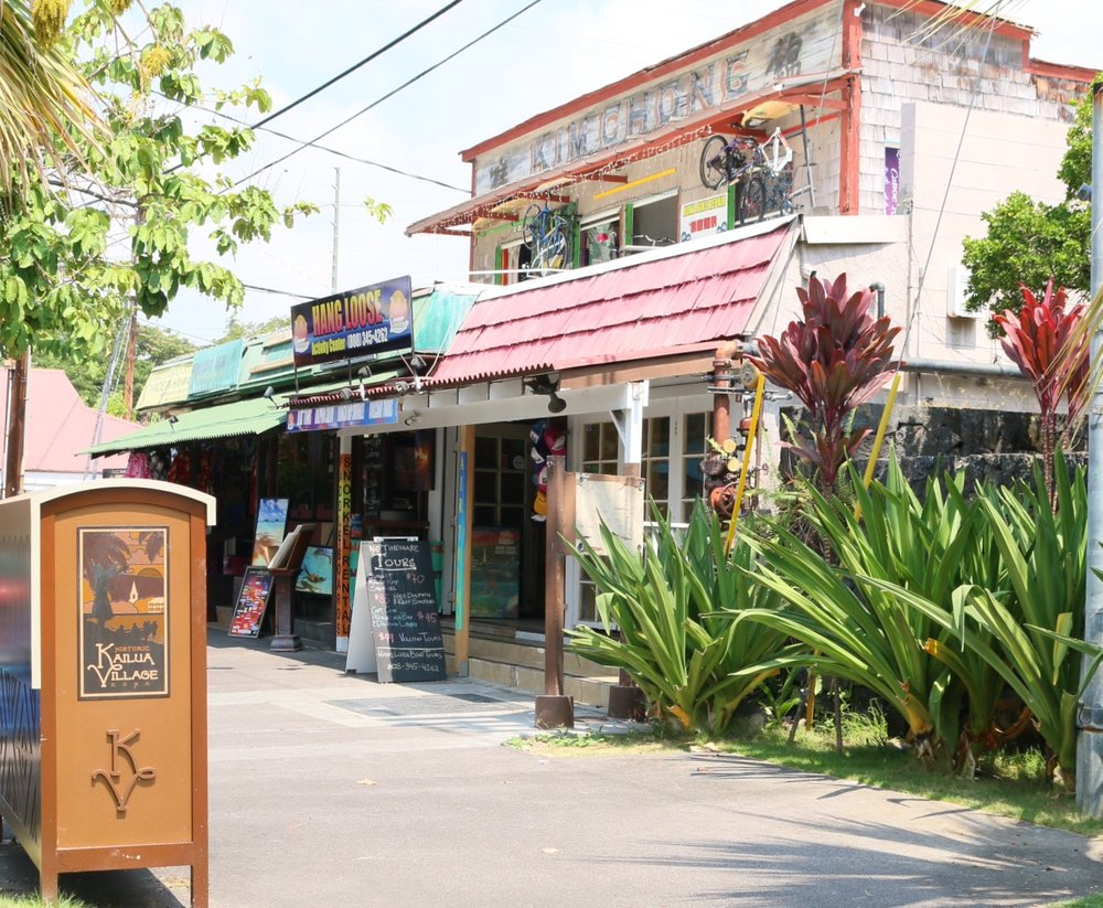HISTORIC KAILUA VILLAGE
