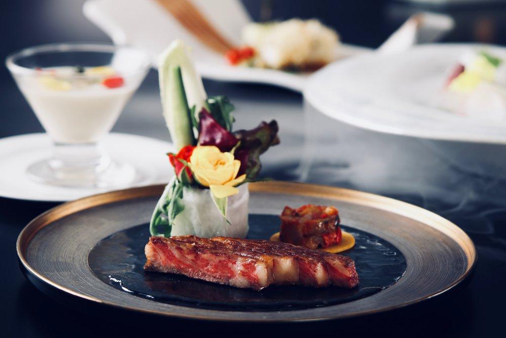 Grilled Matsusaka beef