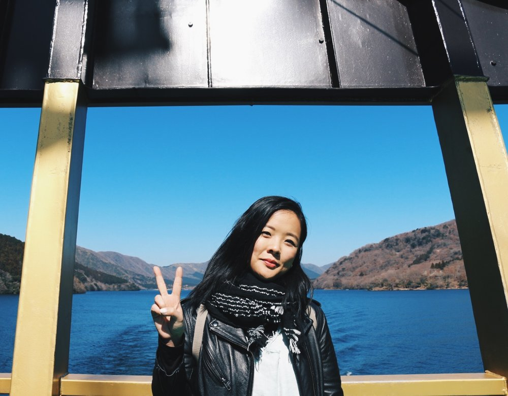 Hakone Sightseeing Cruising all over Lake Ashi