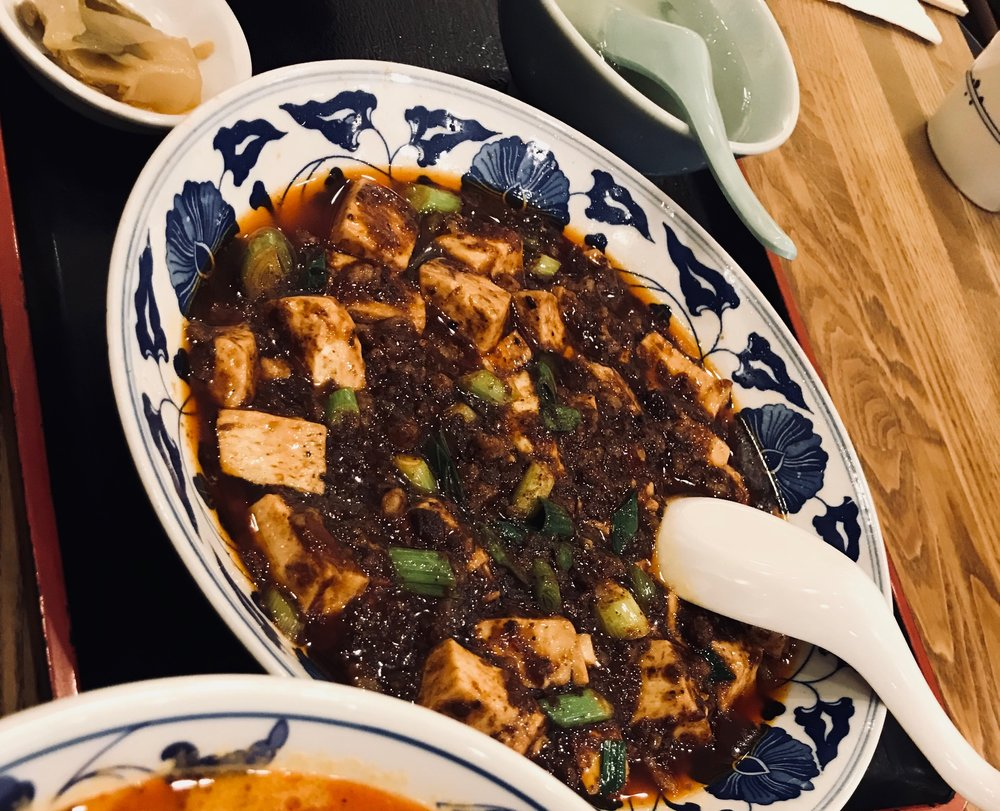 Mapo Tofu!