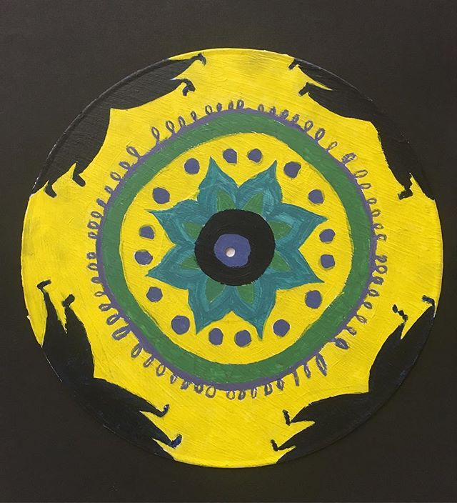 Student Record Mandala