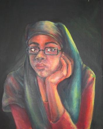 Student Artist: CAPA Junior