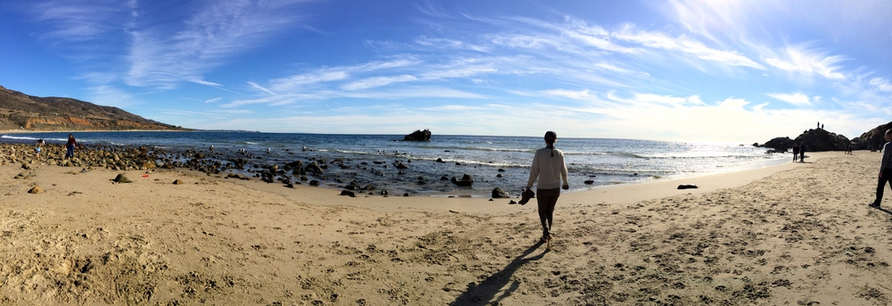 First stop Leo Carrillo