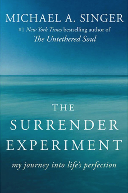 The Surrender Experiment  by Michael Singer