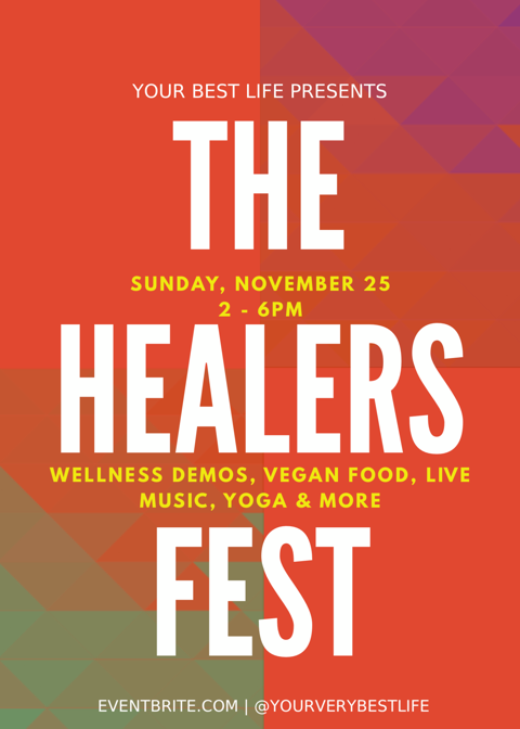 The Healers Fest