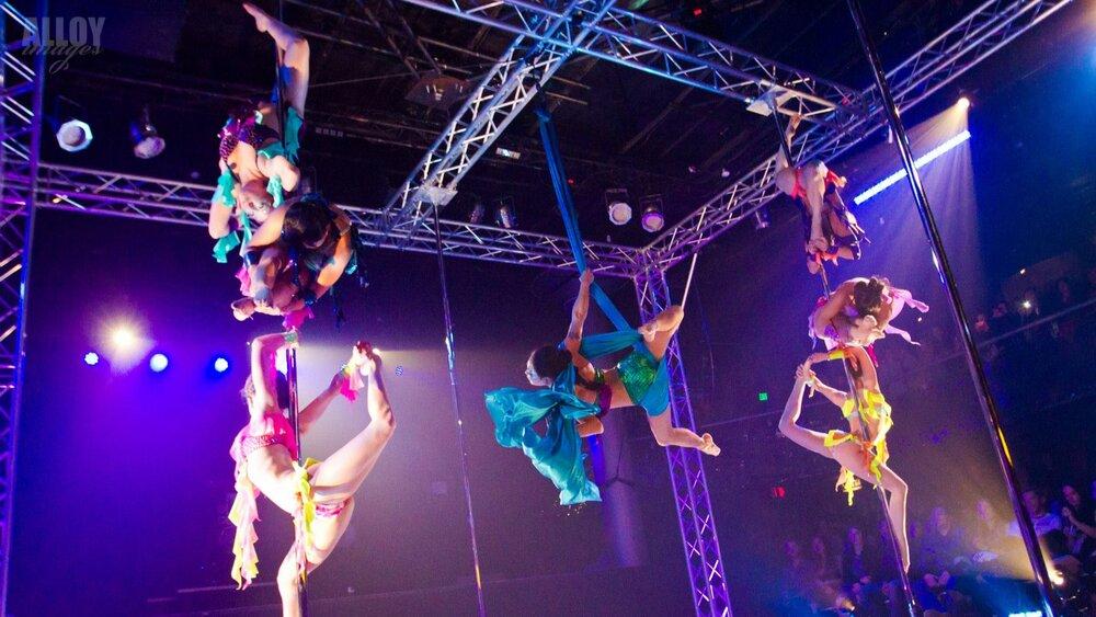Pole Show LA 2015