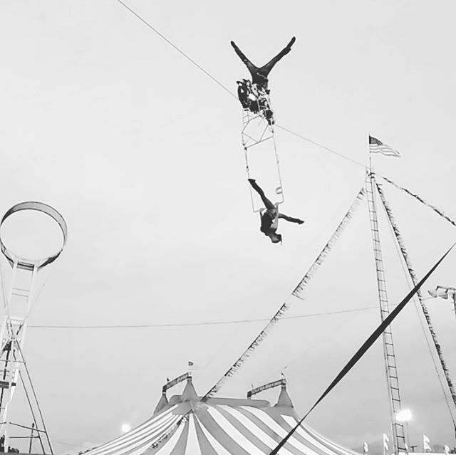 If you're in the Knoxville,TN area this weekend and are looking for something to do.... Come check out the Kerbela Shrine Circus! See the amazing #SKYMASTERS live in action, this weekend only OCT 20-22! #WINNtertainment #HansWinn #NatashiaWinn #husbandandwife #aerial #daredevil #stunt #team #circus #acrobats #artists #performers #spilts #Swaypoles #TheOriginal #Inclinemotorcycle #honda  #worldrenowned #worldclass #bestinclass #entertainment #circus #statefairs #countyfairs #corporateevents #privateparties #amusementparks #kerbelashrinecircus @kerbelashrinecircus @hondamotorcycles @honda @circus @daredevils 🎪
