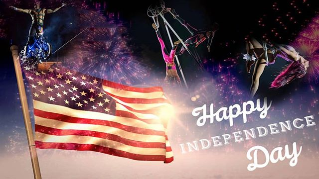 07.04.2018 🇺🇸✌ #independenceday #GodblessAmerica #home #WINNtertainment #daredevil #extrodinaires #HansWinn #NatashiaWinn #husbandandwife #aerial #stunt #team #daredevildiva #bestinclass #Agt #americasgottalent @agt @americasgottalent