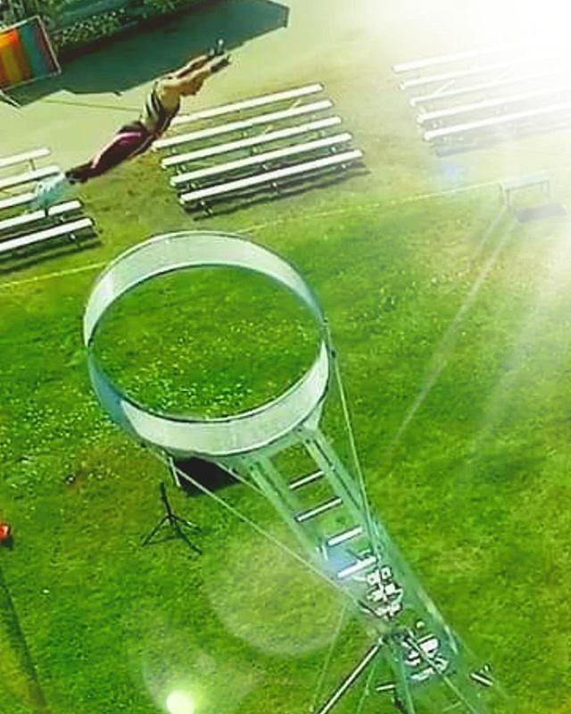 Gearing up for an AWESOME week! Are you ready New Jersey!?!? #WINNtertainment #HansWinn #NatashiaWinn #husbandandwife #aerial #daredevil #stunt #team #TheOriginalWheelofDestiny #WINN #SKYMASTERS #BestinClass #Thrill #Entertainment #EighthGeneration