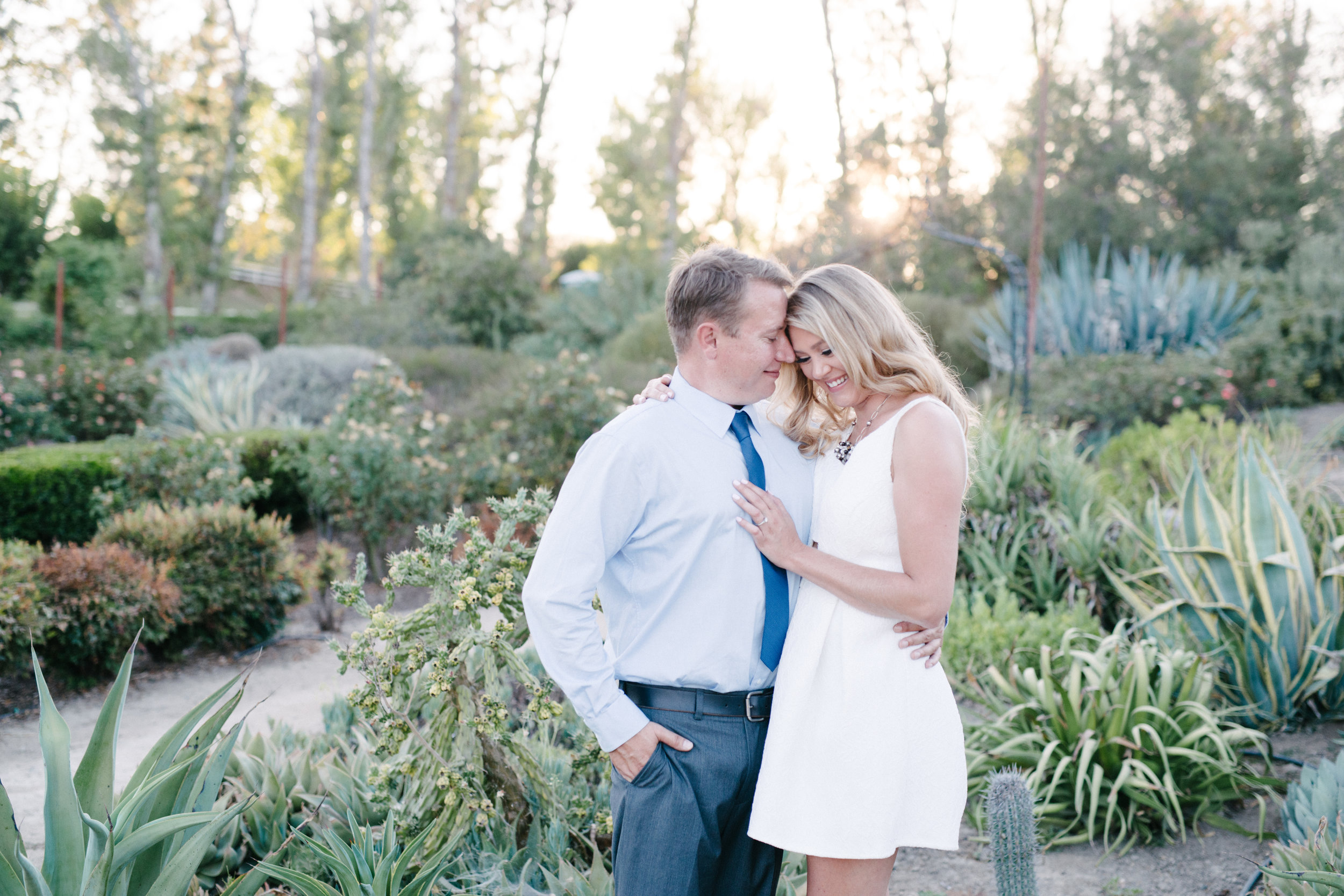 Temecula Rose garden was the PERFECT location for these two!