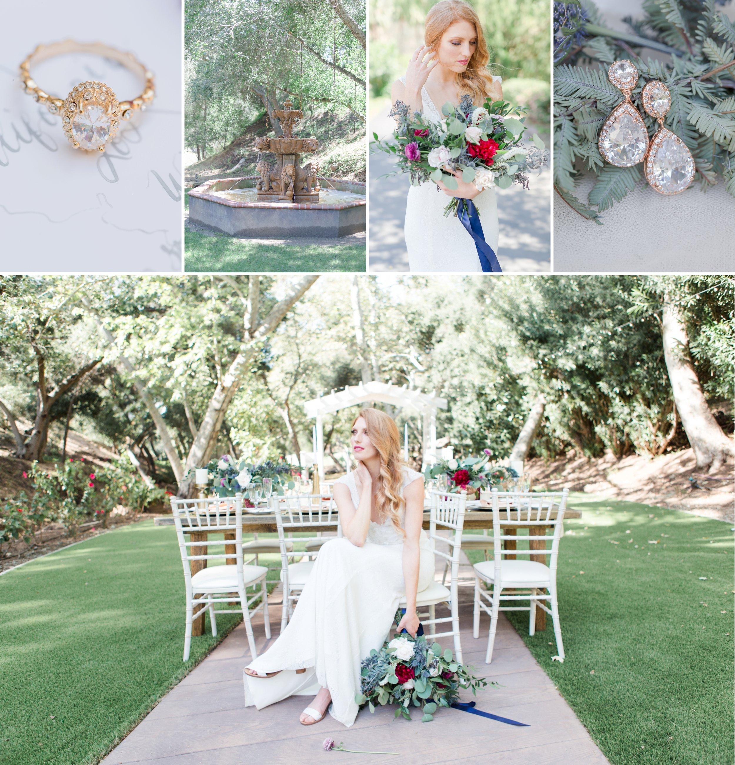 Los Willows Wedding Estate fallbrook california, temecula wedding photographer carrie mcguire.com