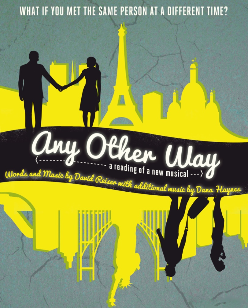 ANY OTHER WAY poster