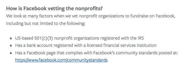 How to Use Facebook's Nonprofit Tools | Social Media Today
