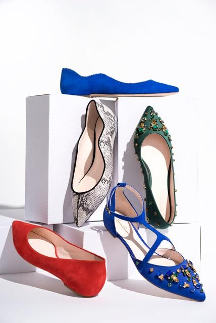Eleanor Anukam Footwear