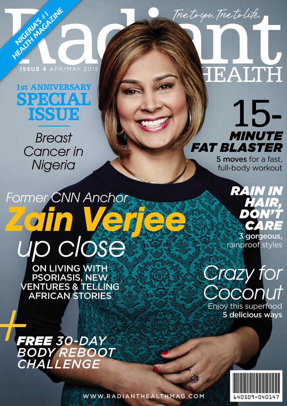 Nnenna Kalu Makanjuola Radiant Health Magazine