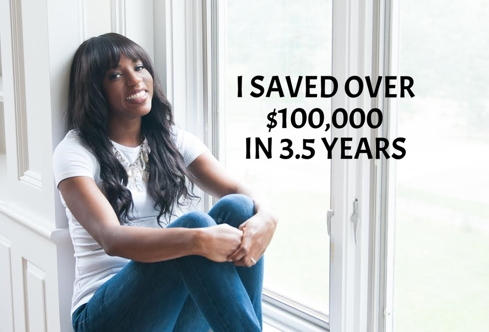 How I saved Over $100000 in 3.5 Years