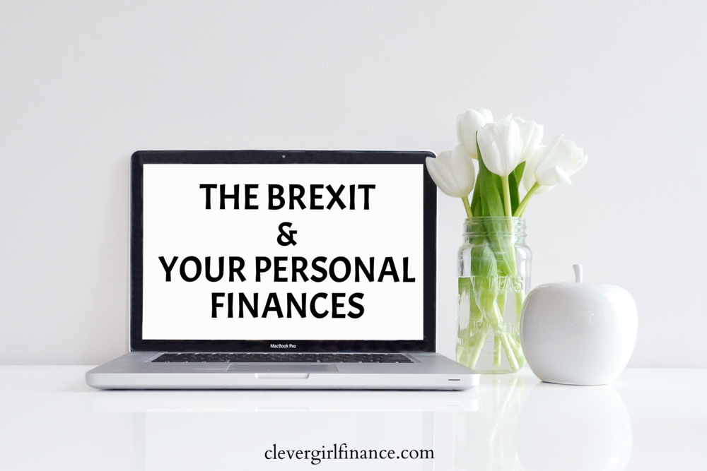 The Brexit and your personal finances