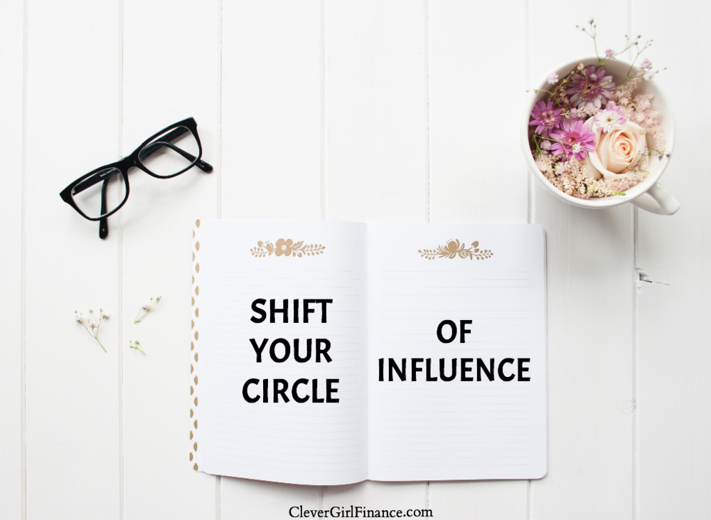 Shift your circle of influence