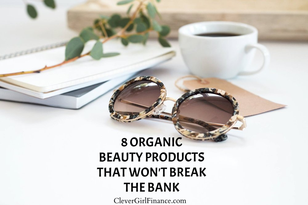 Affordable Organic Beauty Products