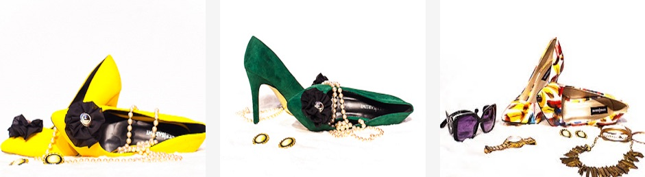 Ronke Sarumi Footwear