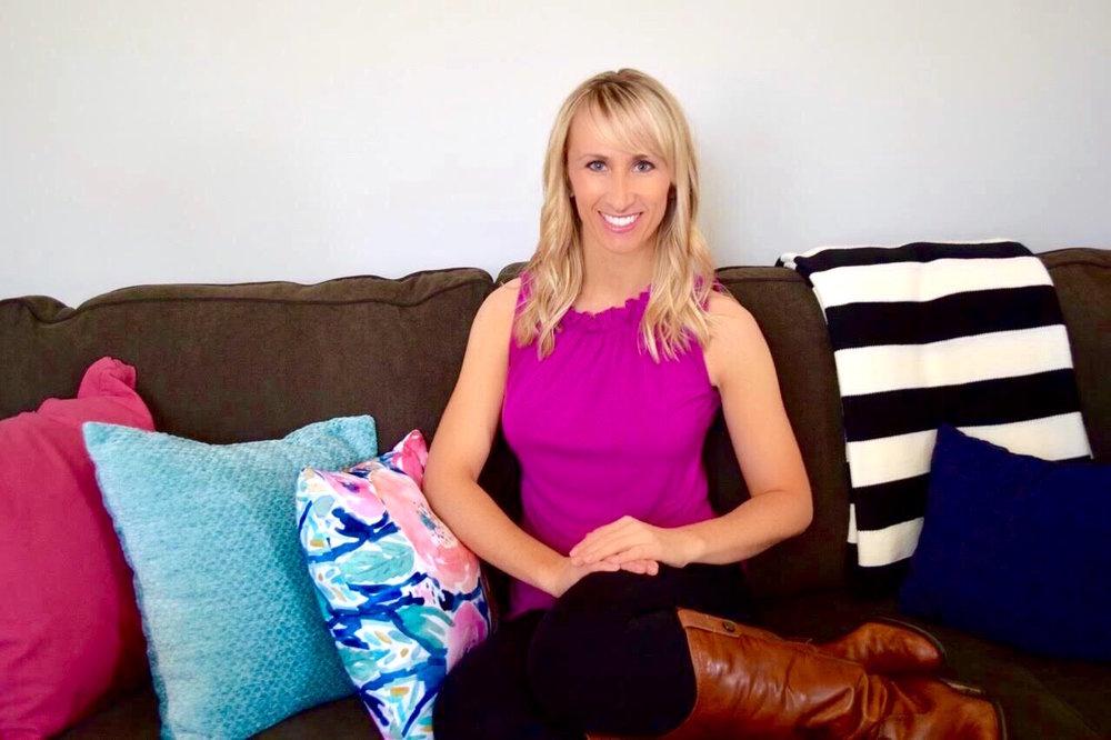 Natalie Bacon thefinancegirl.com