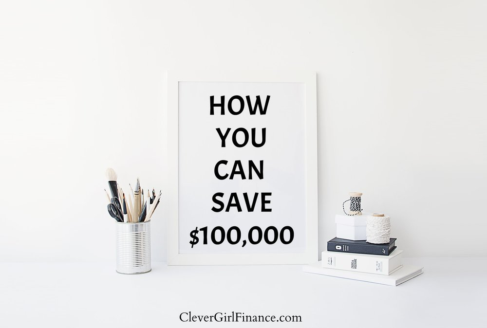 How you can save $100k