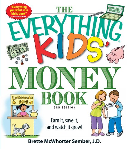 Everything Kids Money Book