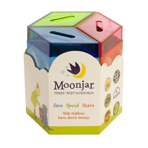 Moon Money Jar