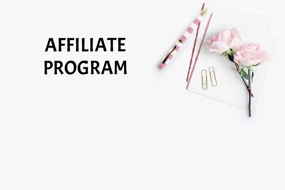 affiliate application