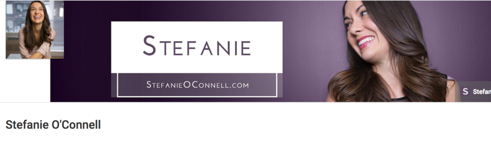 Stefanie O'connell YouTube