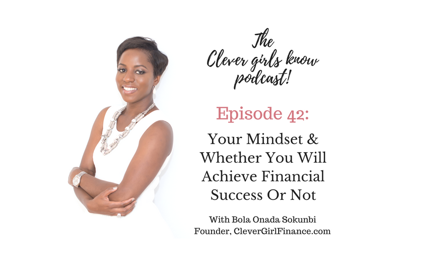 How to develop your money mindset