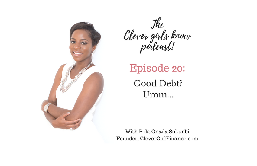 Bola Sokunbi Clever Girls Know Podcast