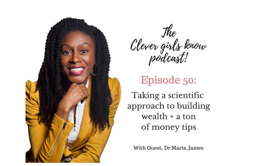 Dr Maria James - Pocket of Money LLC