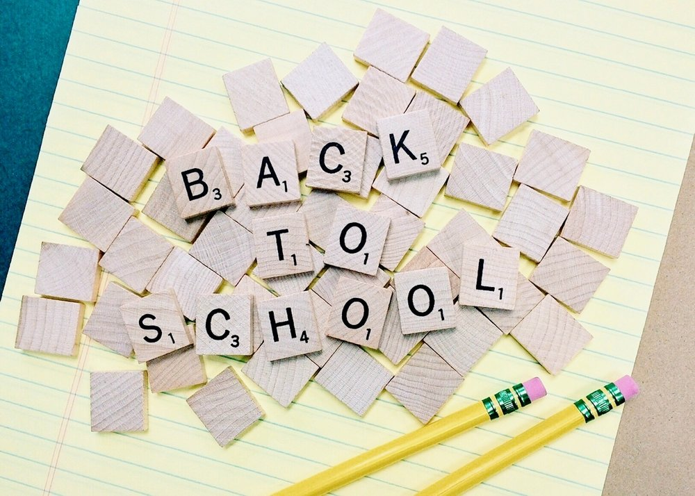 Back to school plan for college students