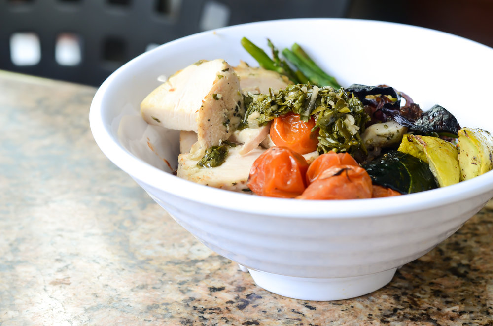 Grain Bowl from Ivy Kitchen.