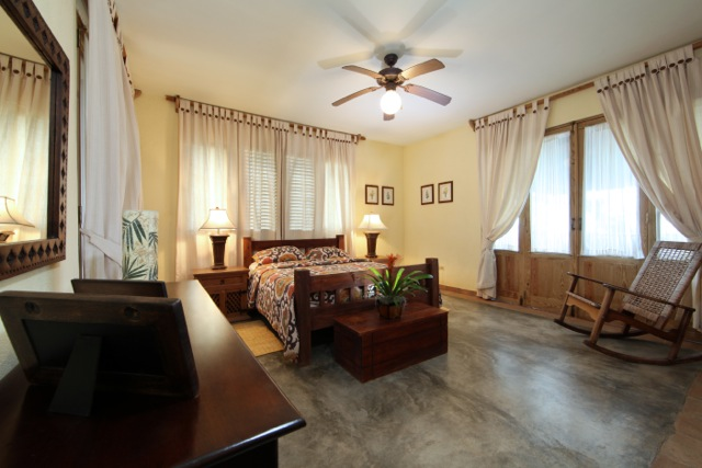 Bedroom Villa Cielo Alterra Jarabacoa