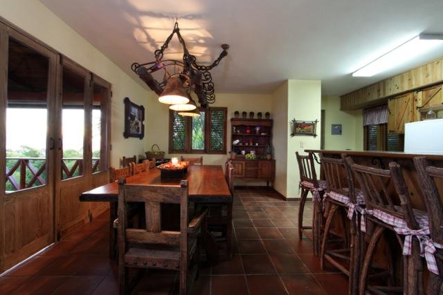 Living Room Alterra Jarabacoa Villa Cielo