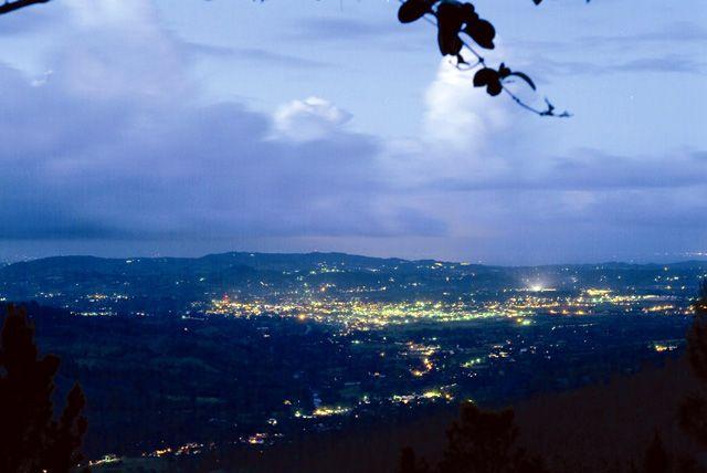 Jarabacoa at Night