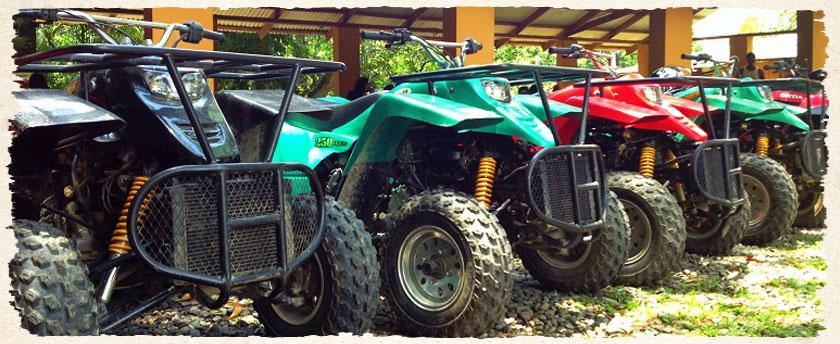 Four Wheel Jarabocoa